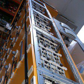 Fabricación cuadros de eléctricos