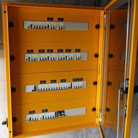 Fabricación cuadros PLC