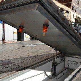 Automatización túnel