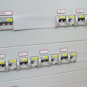 Fabricación cuadros eléctricos
